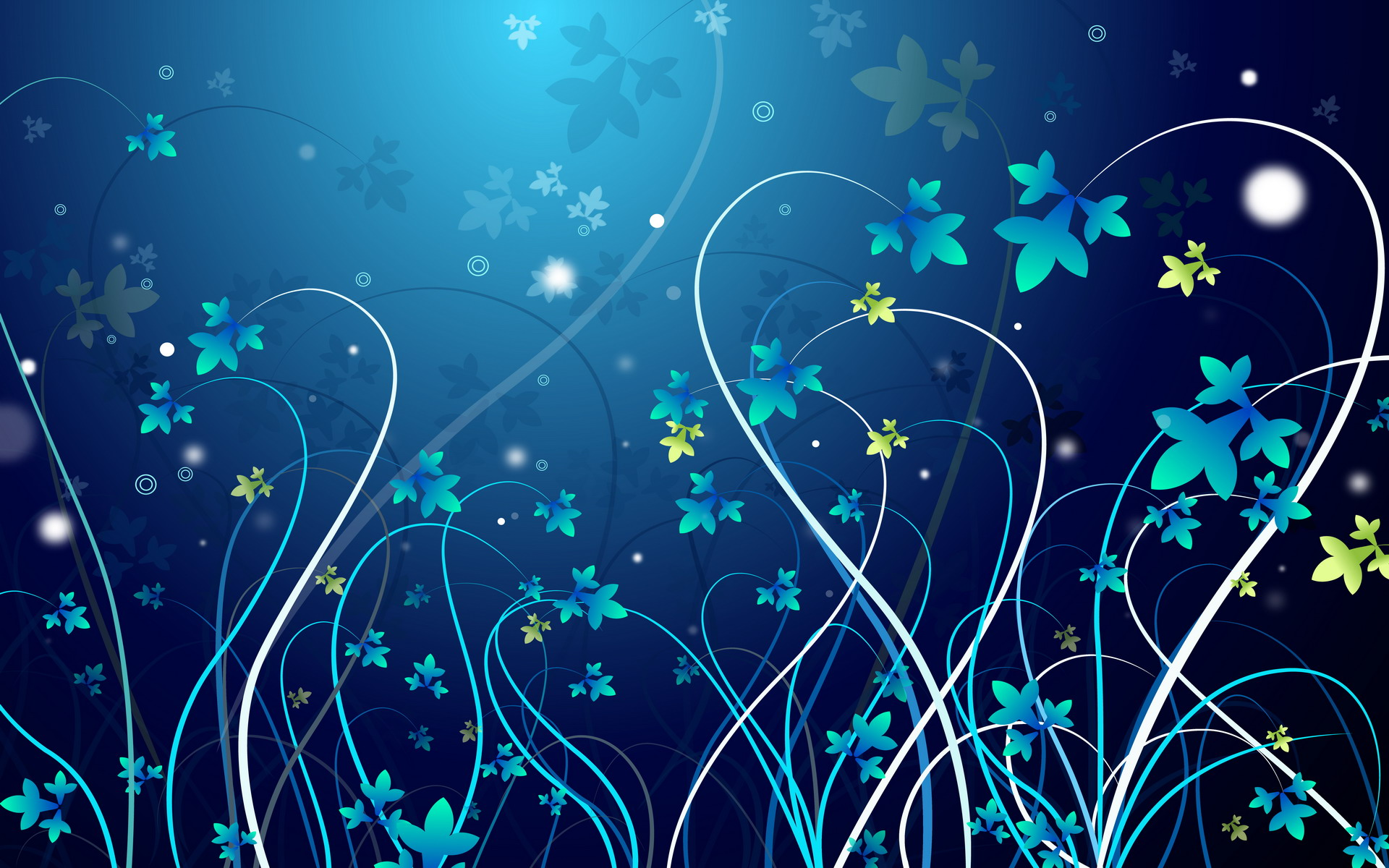 1920x1200 Winter Flowers desktop PC and Mac wallpaper