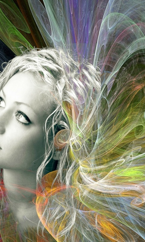 desktop backgrounds hair style - photo #32