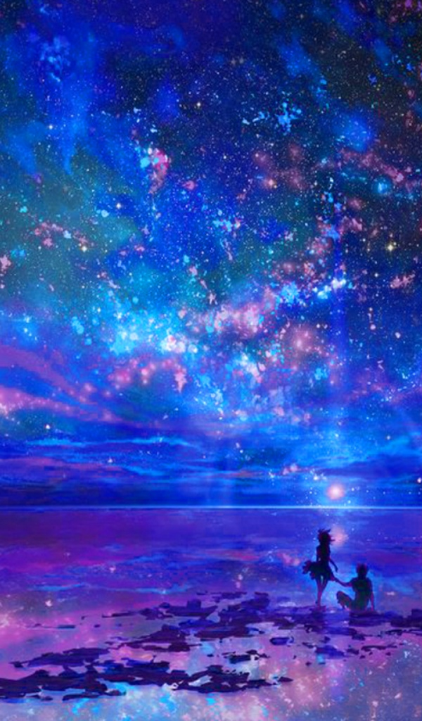 600x1024 Wonders Of The Universe Galaxy tab 2 wallpaper