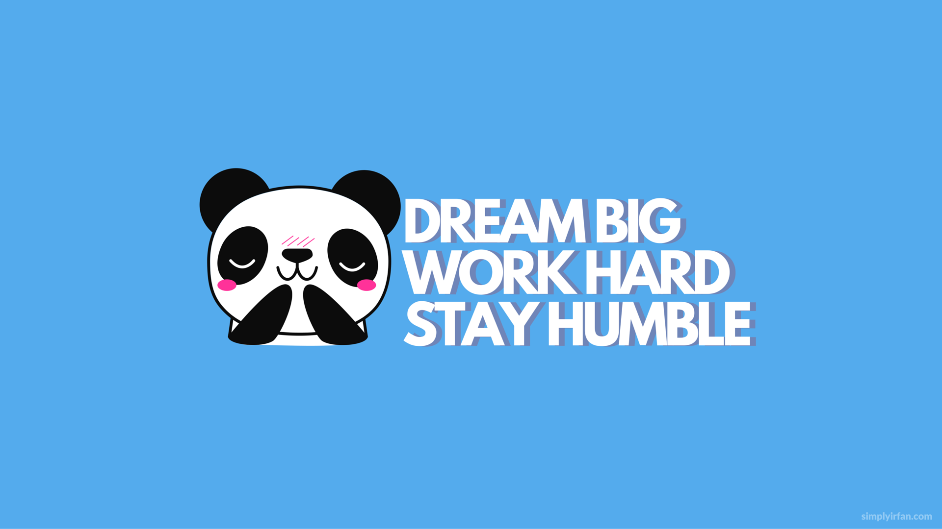 1920x1080 Work Hard Stay Humble Desktop Pc And Mac Wallpaper