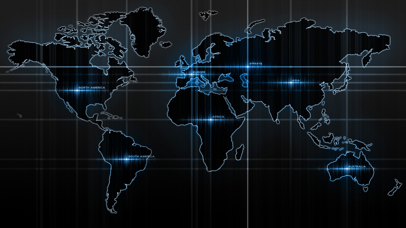 1366x768 world map desktop pc and mac wallpaper gumiabroncs Image collections