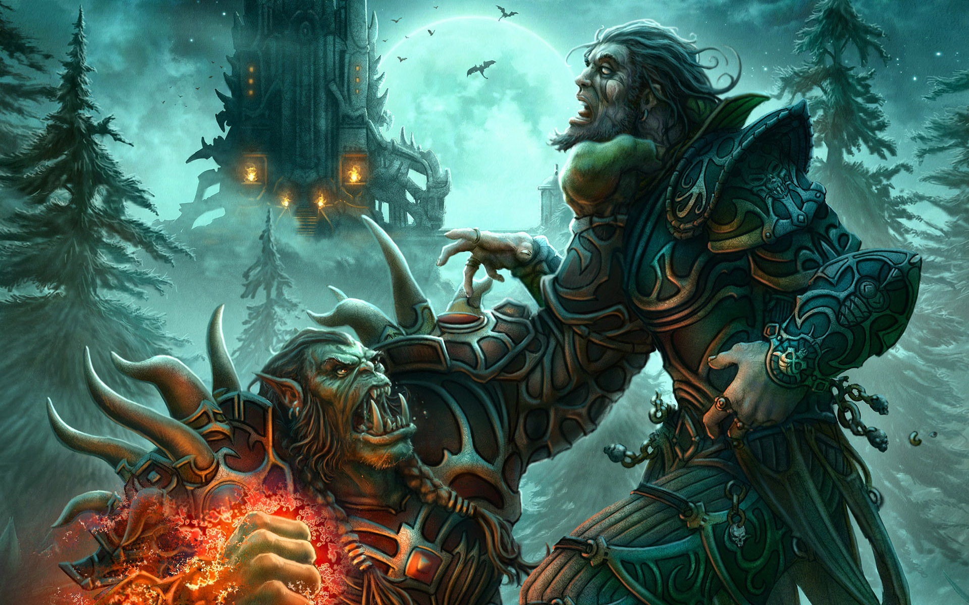 World Of Warcraft Orc Wallpapers World Of Warcraft Orc