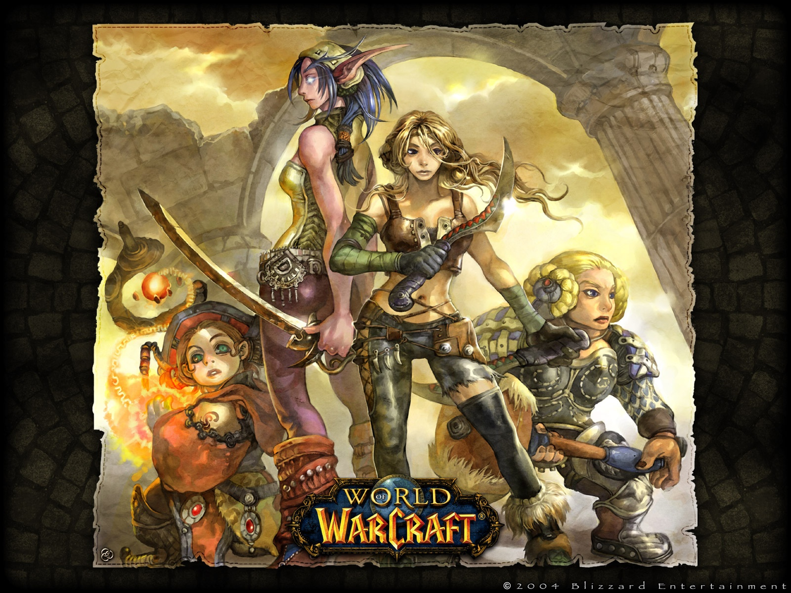 World Of Warcraft Fondos De Pantalla World Of Warcraft