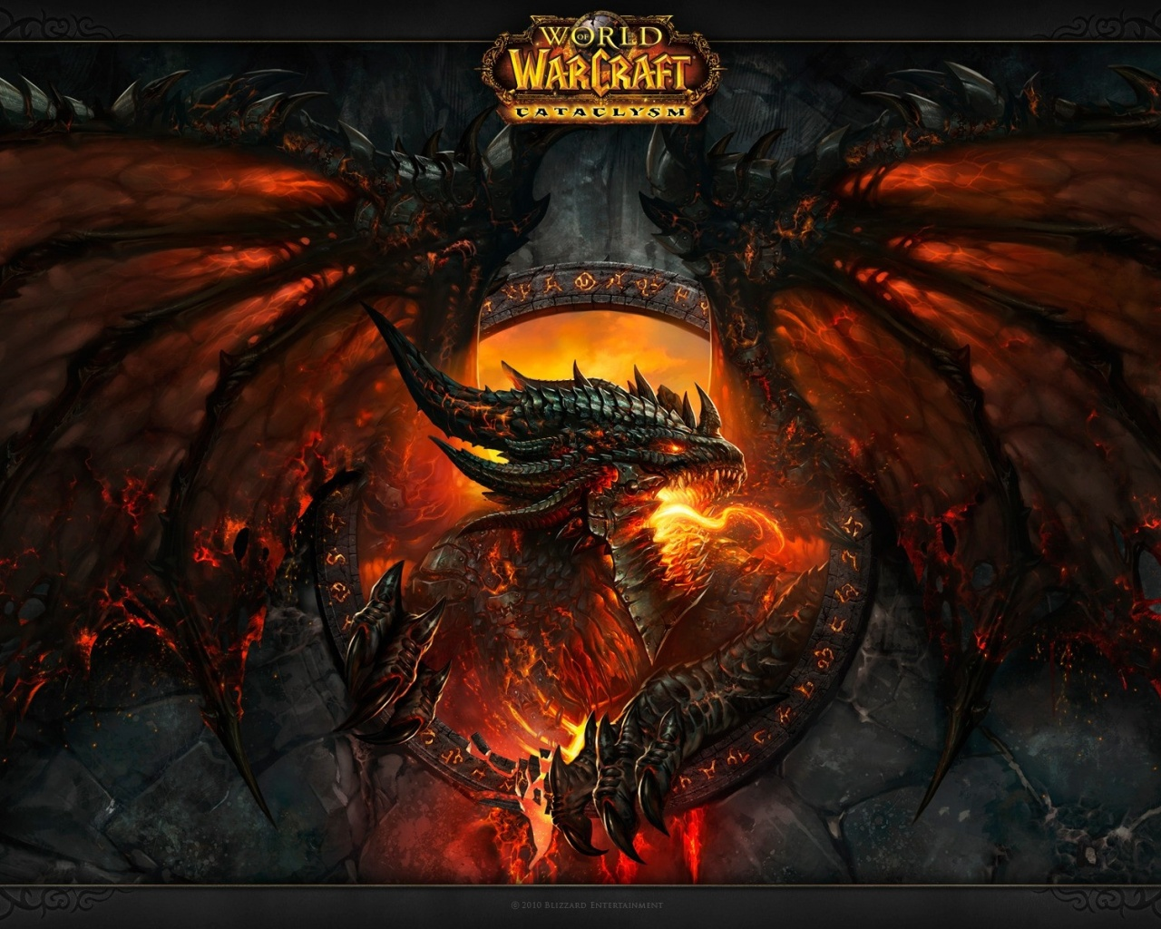 1280x1024 Wow Cataclysm World Of Warcraft Games Desktop Pc And